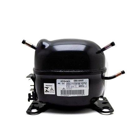 Compressor Embraco R134A  1/10 HP 110V 60HZ  EMIS 30HHR
