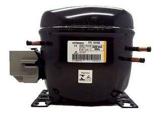 Compressor Embraco 1/4+ 220V BLENDS 50-60HZ FFU80AK