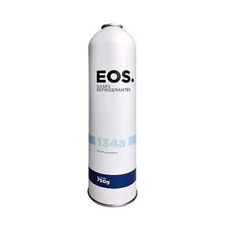 R134a Eos - Onu 3159 1.1.1.2 Tetrafluoretano Gas Pequenos Recipientes R134a 750g Cl.Rs.2.2