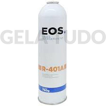 R401a Eos - Onu 3163 Gas Liquefeito Pequenos Recipientes R401a Cilindro De 750g Cl. Rs.2.2