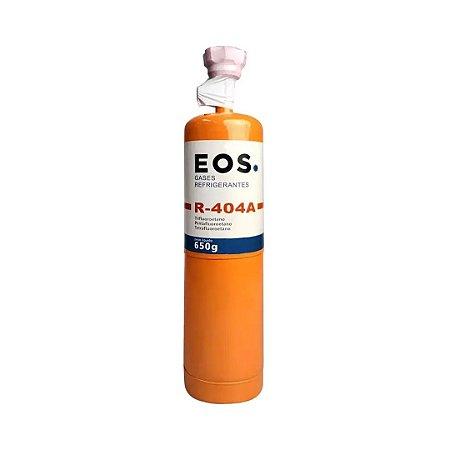R404a Eos - Onu 3337 Gas Liquefeito Pequenos Recipientes R404a lata 650g Cl. Rs.2.2