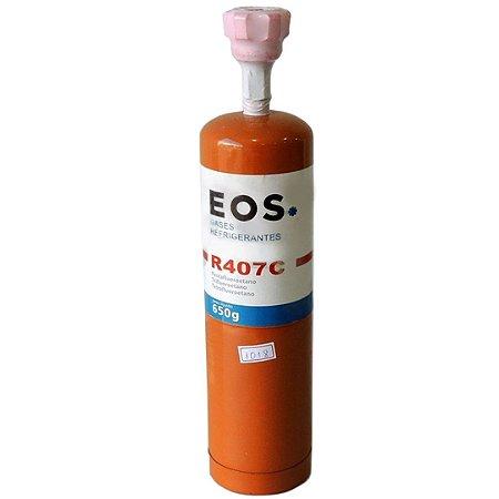 R407c Eos - Onu 3340 Gas Liquefeito R407c Lata De 650g Cl. Rs. 2.2