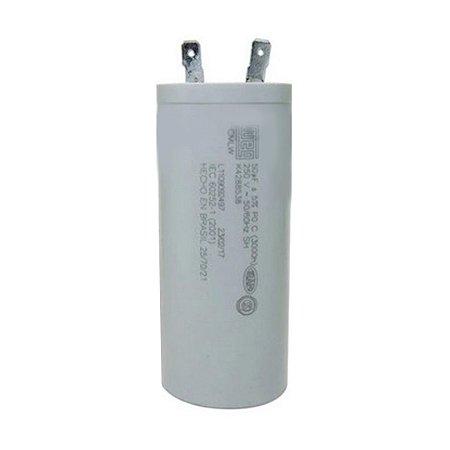 Capacitor Permanente Weg 50uf Lavadoras 250v 4260538w Original