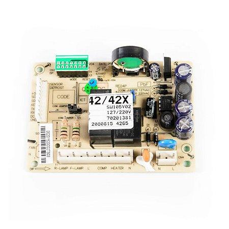 PLACA DE POTENCIA REFRIGERADOR ELECTROLUX DF42X 70201381