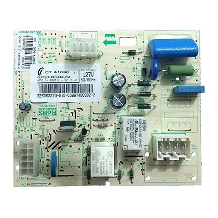 Controle Eletrônico 110V para Geladeira Brastemp - 326063223