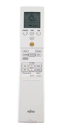 Controle Ar Condicionado Fujitsu AR-REK1E Original