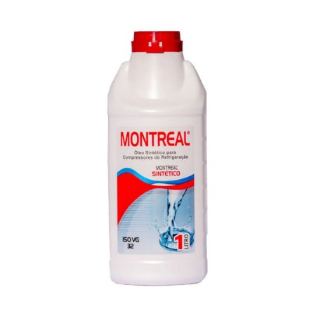 Oleo Montreal ISO 32 sintetico R134A 1L