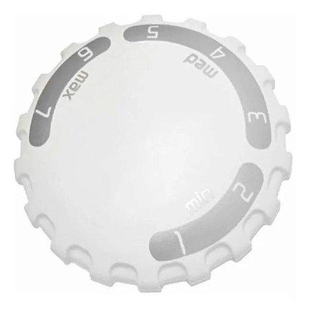 Botão Termostato Geladeira Consul Brastemp BRJ/BRM/BRQ/BRU/CRM Original 326064977