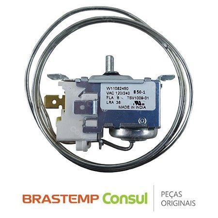Termostato Refrigerador Consul BRA/BRC/BRL/CRC -INVENSYS TSV1009 01 120 240V W11082450