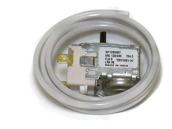 Termostato Geladeira Consul Original CRC/CRP TSV 1021-01 W11082457