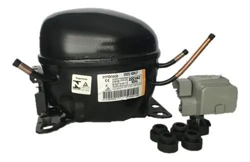 Compressor Embraco 1/5 R134 220v Coquinho EM2U60HLP