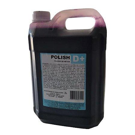 Polidor De Metais Polish Ar Condicionado 5 Litros Metasil
