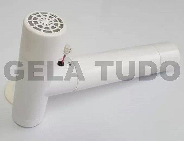 Válvula de Alívio Pressão para Câmara Frigorífica ( Fria) Com Resistência - 150m³