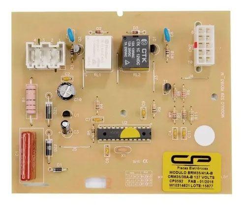 MODULO COMPATIVEL BRAST/CONSUL BRM35/36/41 CRM35/38 127V (CP0592)