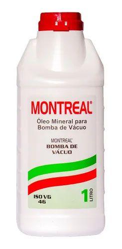 Óleo Montreal Bomba De Vácuo Iso Vg46 1 Litro