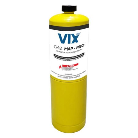 REFIL PARA MACARICO GAS MAP PRO 400GR