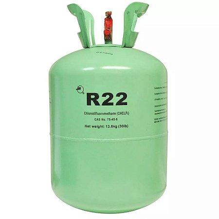 Gas Refrigerante HCFC R22 13,6KG