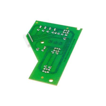 Placa Eletrônica Interface  Compatível Lavadora Electrolux Lte12 Original - 64800634