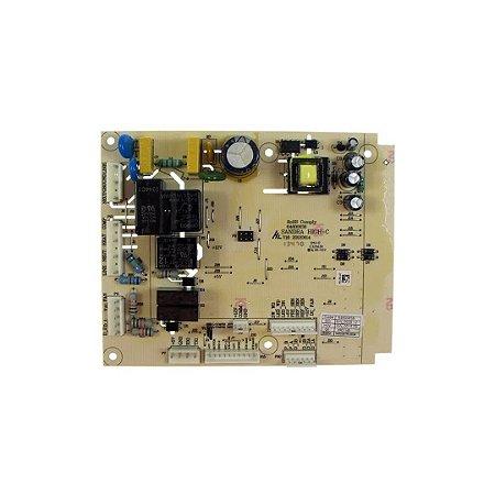 Placa de Potência Geladeira Electrolux DFI80 DF80 DFW64 DT80X DI80X Bivolt Original 64800638