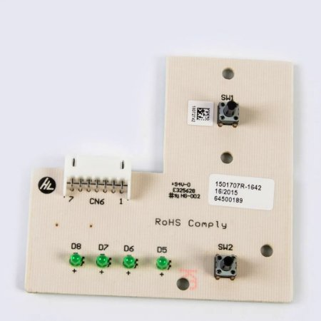 Placa Interface Lavadora Electrolux LTE09 Original - 64500189