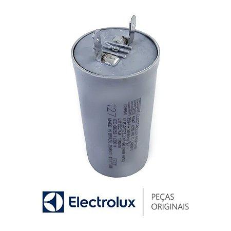 Capacitor 40uF 250VAC Lavadora Electrolux LT10B, LT11F, LT32, LTC15 Original 64188913
