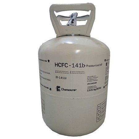Gás R141B Dupont Botija 13,6 kg