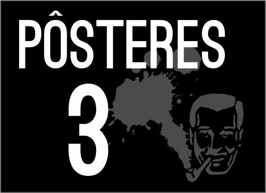 Pacote de Pôsteres 3
