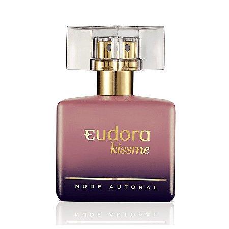 Eudora Kiss Me Nude Autoral Colônia Desodorante 50ml