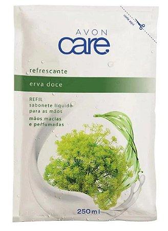 Avon Care Sabonete Líquido Erva Doce para as mãos (Refil)