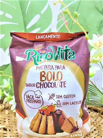 Mistura para bolo sabor chocolate 400g