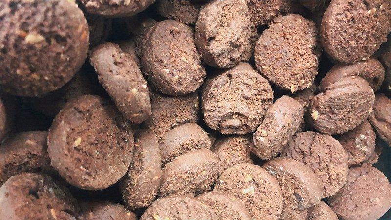 Cookies de chocolate com linhaça 100g