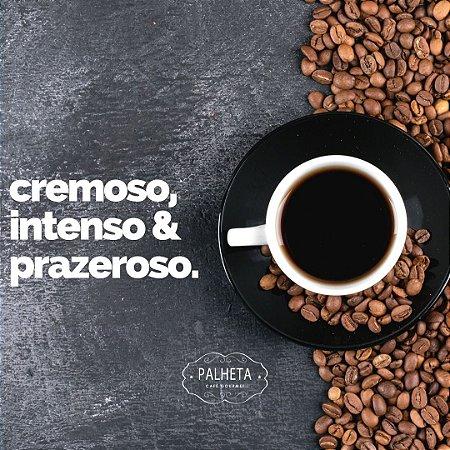 Café Palheta moido na hora  100g
