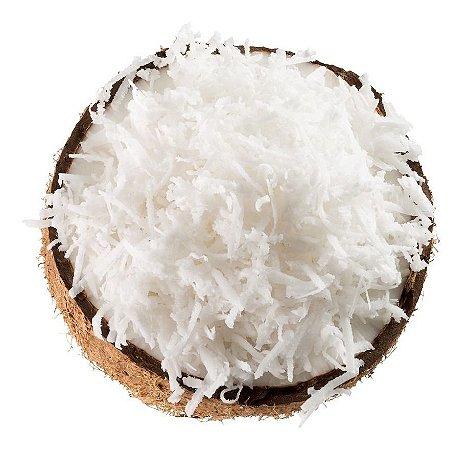 Coco ralado flocos médio 100g