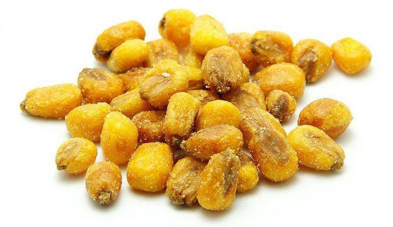 Milho com mostarda e mel 100g
