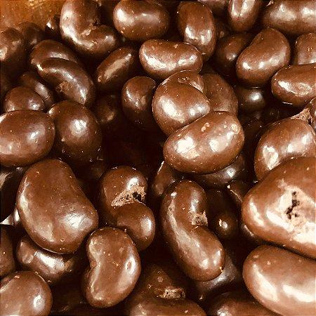 Dragee de castanha de caju 70% 0 açúcar 100g