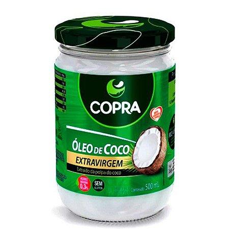 Óleo de coco Copra 500ml