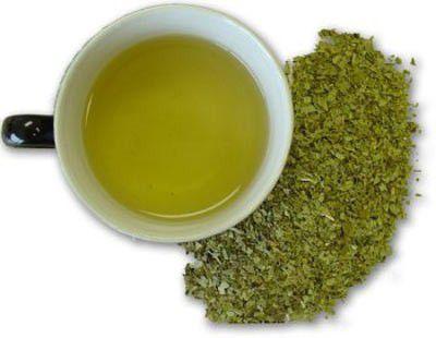 Chá de erva mate verde 100g