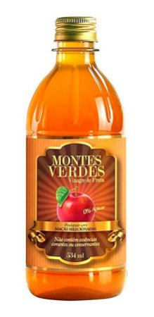 Vinagre de frutas montes verdes 530ml