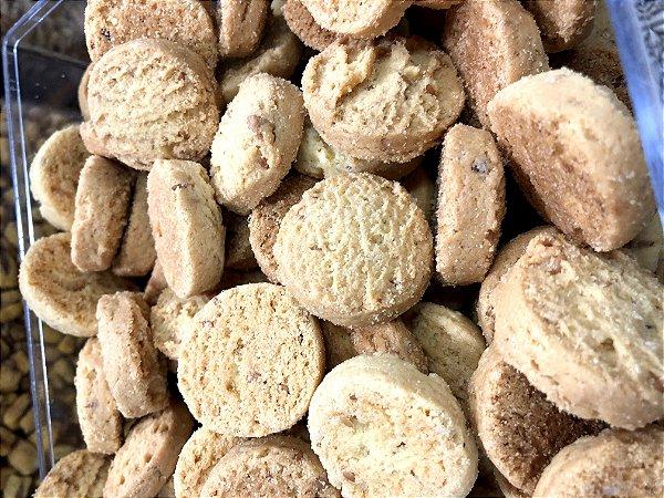 Biscoito de castanha de caju 100g
