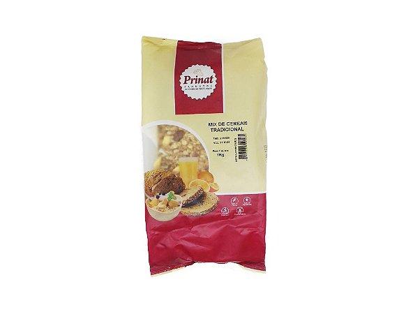 Granola mix de cereais sem açúcar 1kg