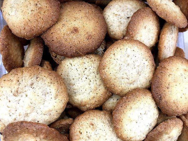 Cookies de aveia com limão  100g