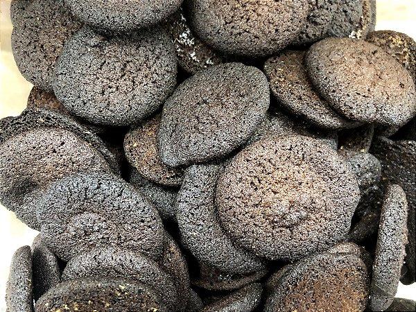 Cookies de cacau 0 açúcar 100g