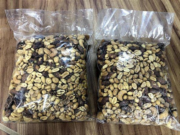Mix de castanhas agridoce 1kg
