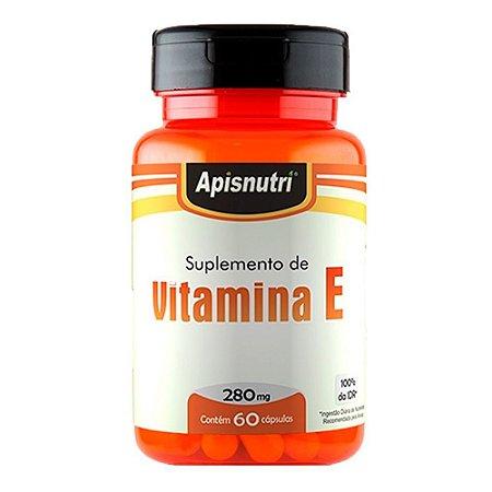 60 Cápsulas de Vitamina E