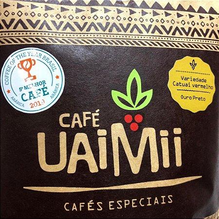 Café Uaimii Premiado 5º lugar Moído Catuaí Vermelho 250g