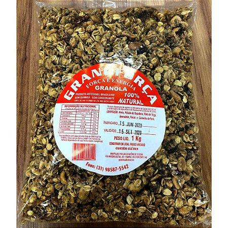 Granola Granoforça 100% natural 1kg