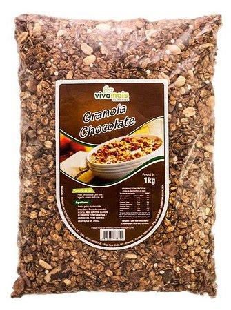 Granola com chocolate 1kg