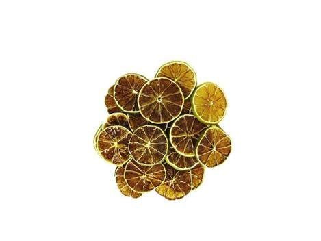 Limão Siciliano desidratado em rodelas 100g