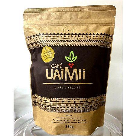 Café Uamii Premiado 15º lugar Paraiso Moído 250g