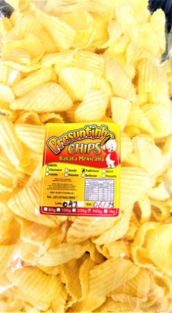 Batata chips mexicana 500g